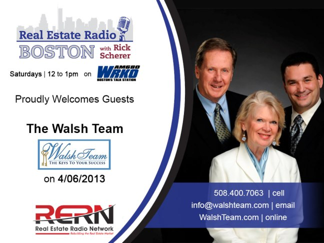 The Walsh Team on WRKO 680AM