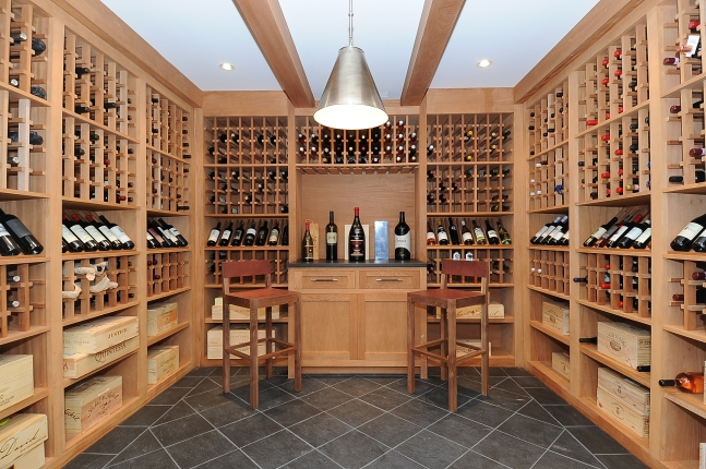 luxuryrealestateinma.com View Luxury Homes For Sale in Massachusetts with Incredible Wine Rooms and Wine Cellars